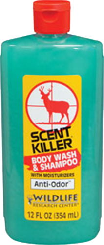Wildlife Research Scent Killer  <br>  Shampoo and Body Wash 12 oz.