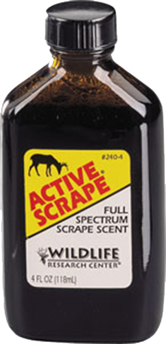 Wildlife Research ActiveScrape  <br>  Time Release Formula 4 oz.