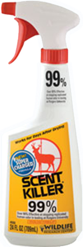 Wildlife Research Scent Killer  <br>  Spray 24 oz.