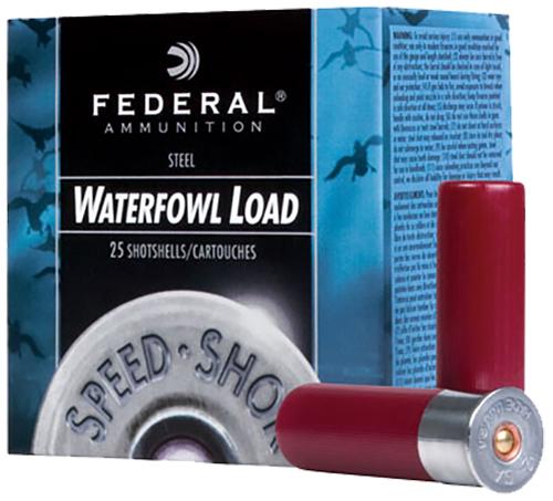 Federal WF2087 Speed-Shok Waterfowl  20 Gauge 2.75