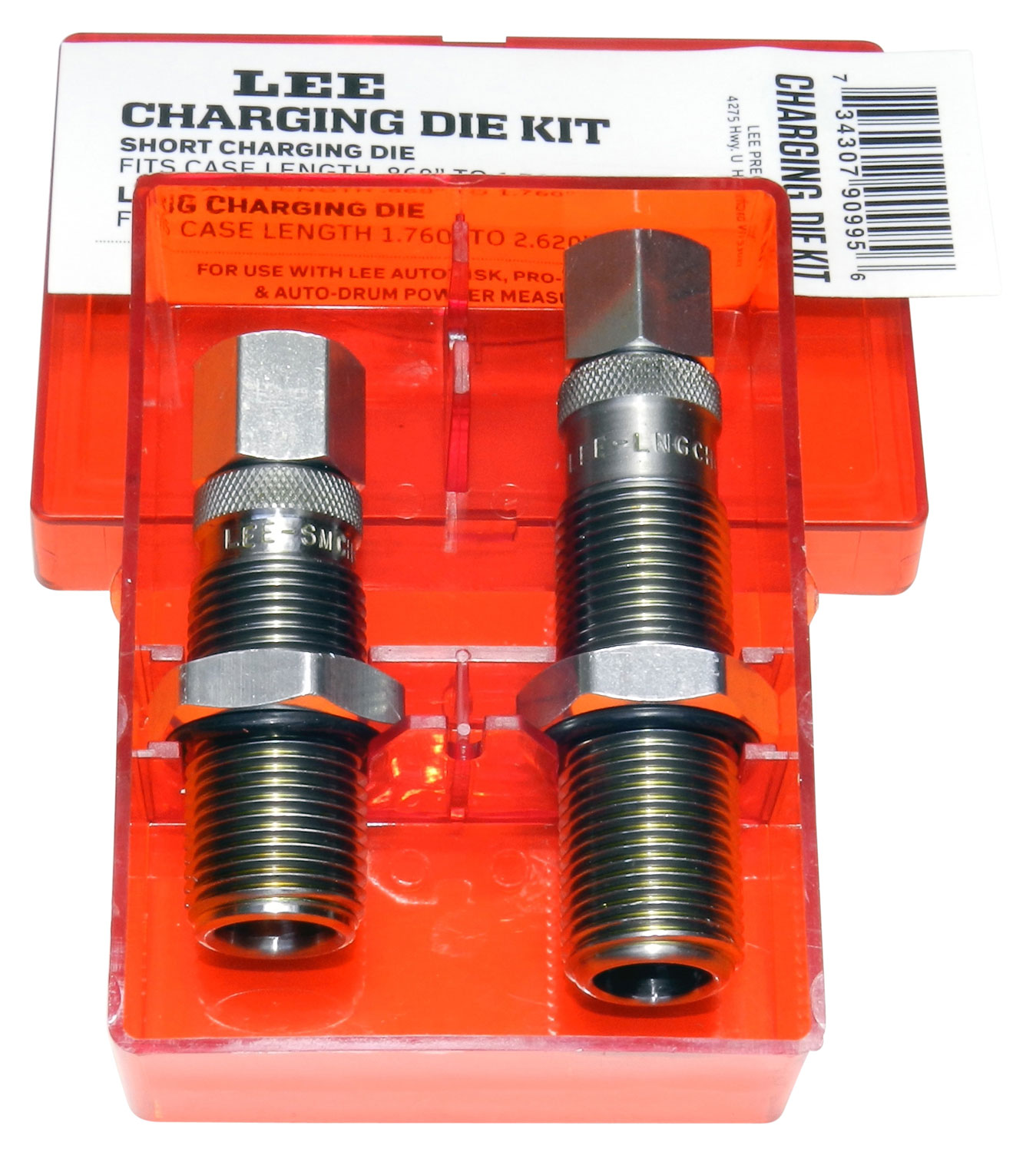 Lee 90995 Kit 2-Die Set 222 Remington