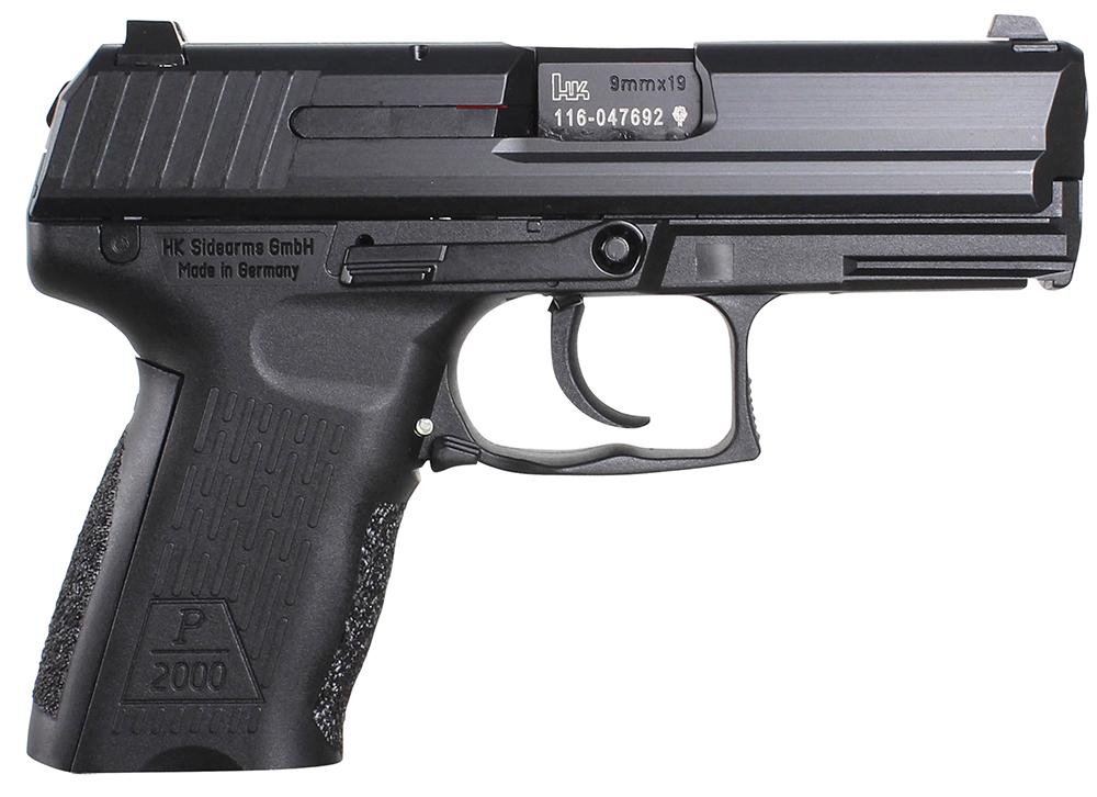 HK P2000 9MM 3.66