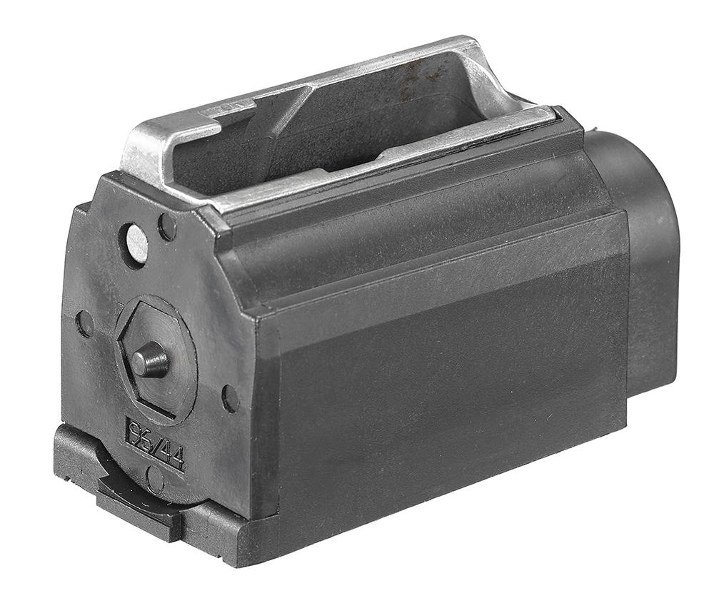 Ruger 90174 96/44 44 Remington Magnum 4 rd Plastic Black Finish