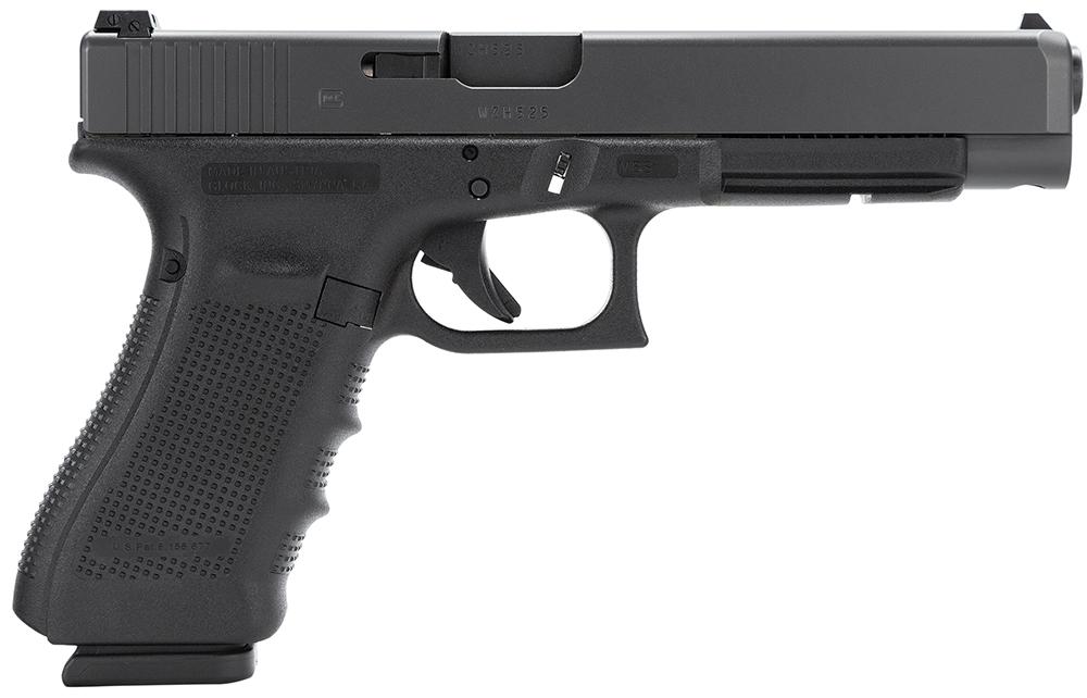 Glock PG3530103 G35 Gen 4 Double 40 Smith & Wesson (S&W) 5.31