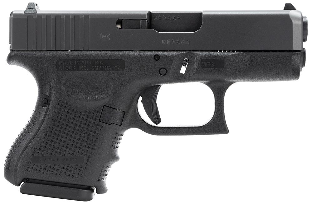 Glock PG2650201 G26 Gen 4 Double 9mm Luger 3.42