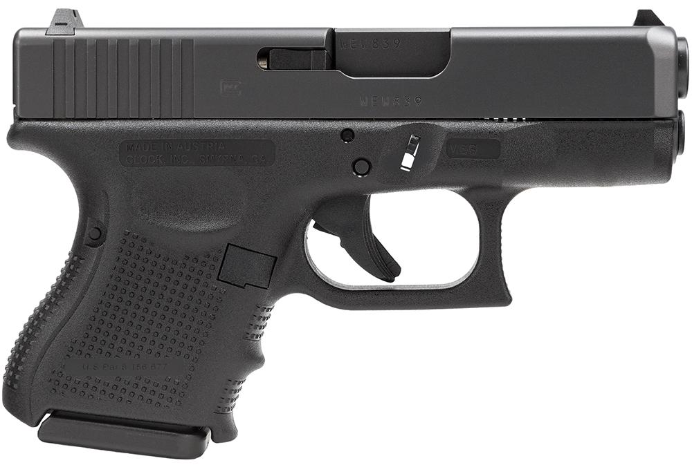 Glock PG2750201 G27 Gen 4 Double 40 Smith & Wesson (S&W) 3.42