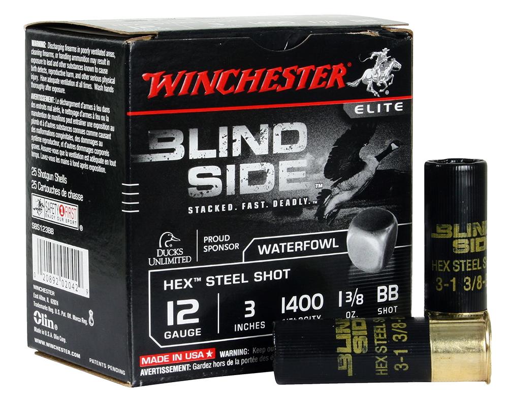 Winchester Ammo SBS123BB Blindside 12 Gauge 3