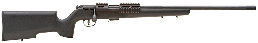 Savage 25752 Mark II TRR-SR Bolt 22 Long Rifle 22