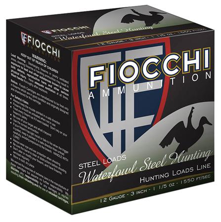 Fiocchi 123ST15BB Shooting Dynamics 12 Gauge 3