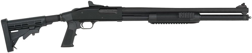 MSBRG 500 TRI RAIL 12GA 20