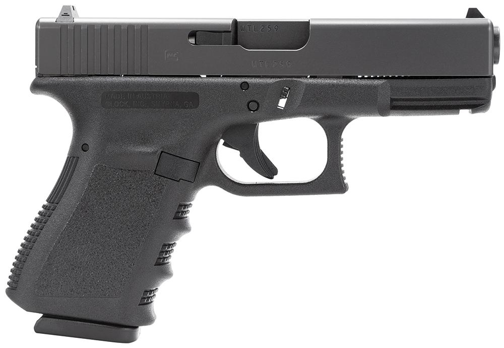 Glock PI3250201 G32 Standard Double 357 Sig 4.01