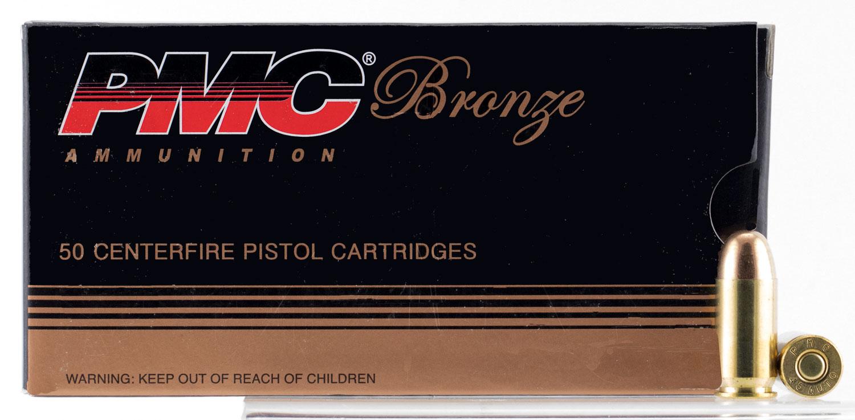 PMC BRNZ 45ACP 230GR FMJ 50/1000