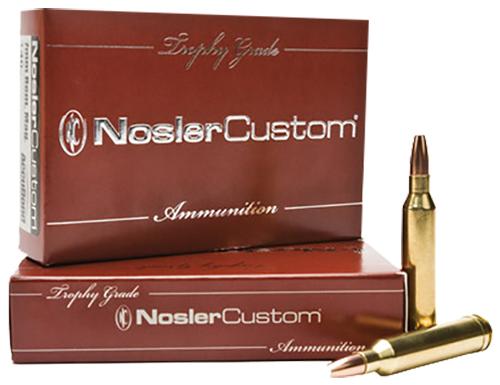Nosler 60084 Nosler Custom 30-06 Springfield 168 GR E-Tip Lead-Free 20 Bx/ 10 Cs
