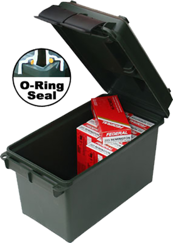 MTM Ammo Can   <br>  50 Caliber Forest Green