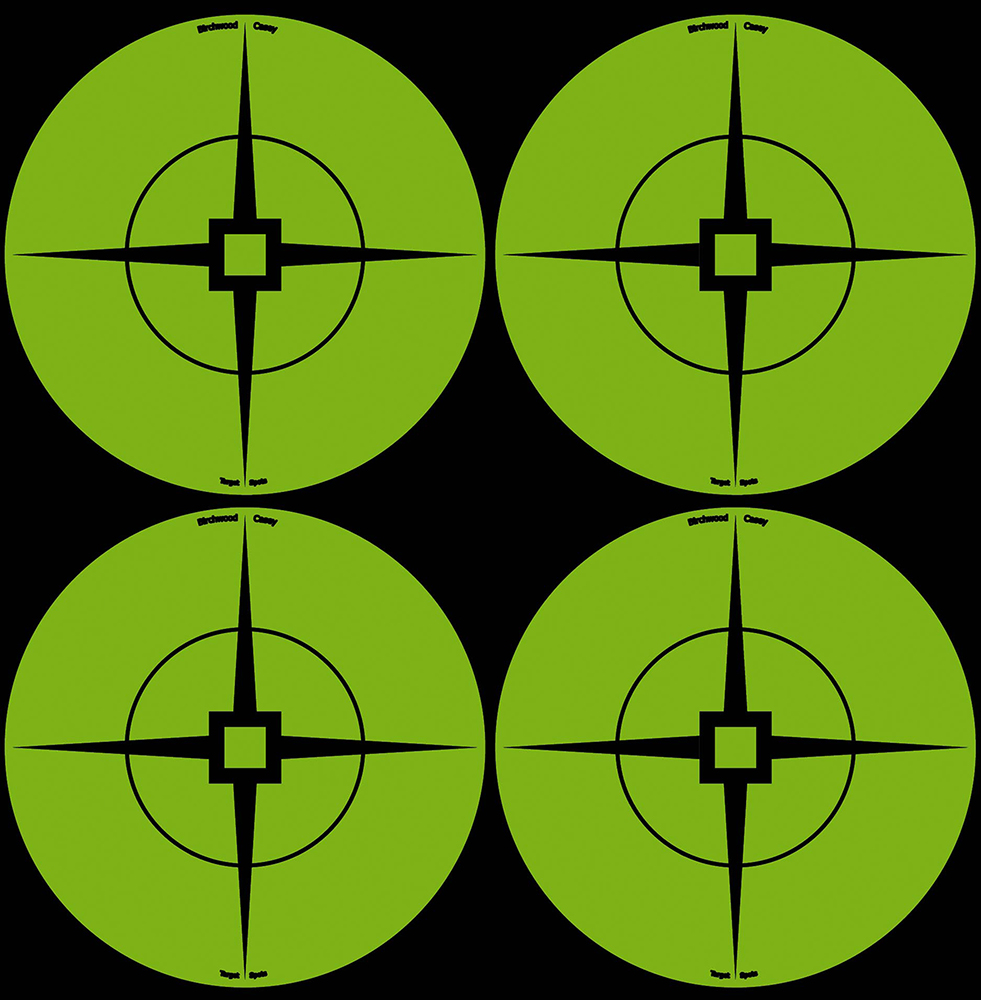 Birchwood Casey 33933 Target Spots Self-Adhesive Green Target Spots 3