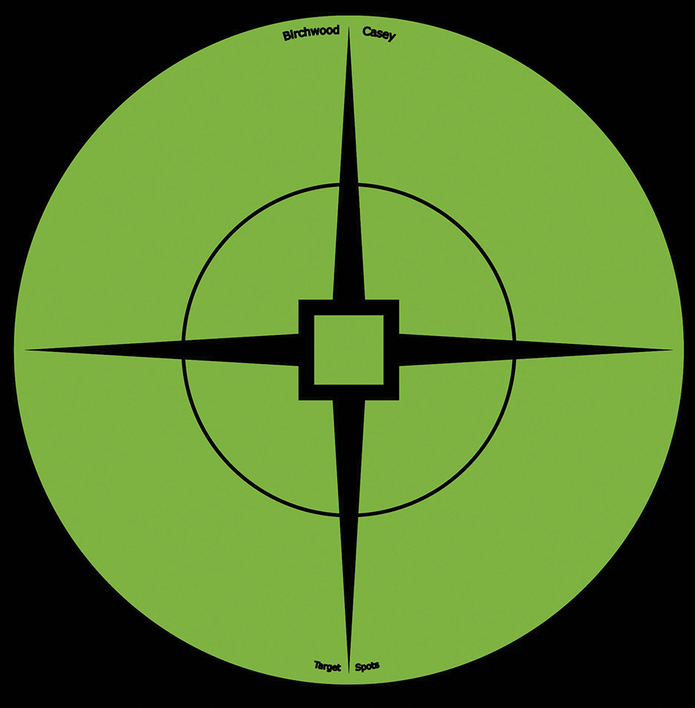 Birchwood Casey 33936 Target Spots Self-Adhesive Target Spots 6