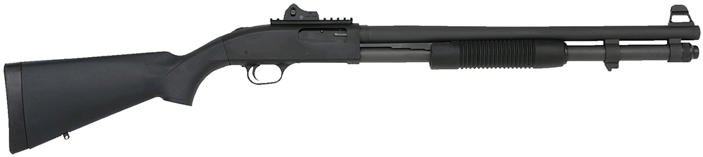 Mossberg 50771 590A1 Tactical SPX Pump 12 Gauge 20