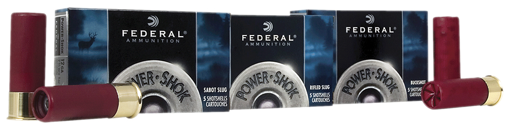 Federal F103FRS Power-Shok Rifled Slug  10 Gauge 3.5