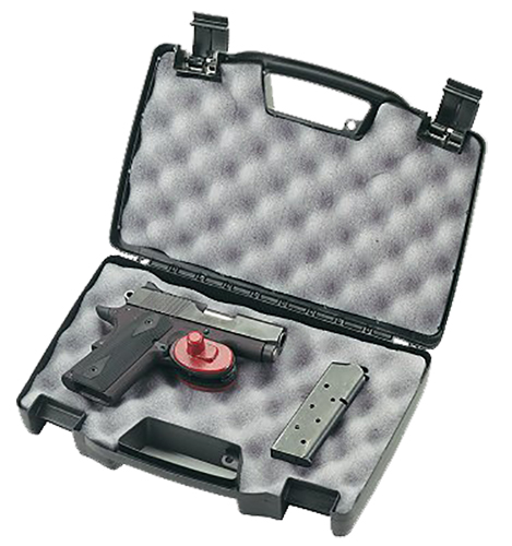 Plano Single Pistol Case Black  <br>