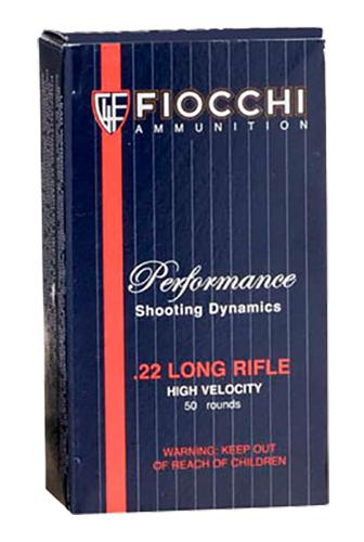 FIOCCHI 22LR 38GR CP HP 50/5000