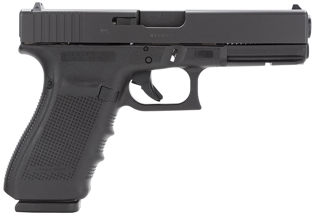 Glock PG2150201 G21 Gen 4 Double 45 Automatic Colt Pistol (ACP) 4.6