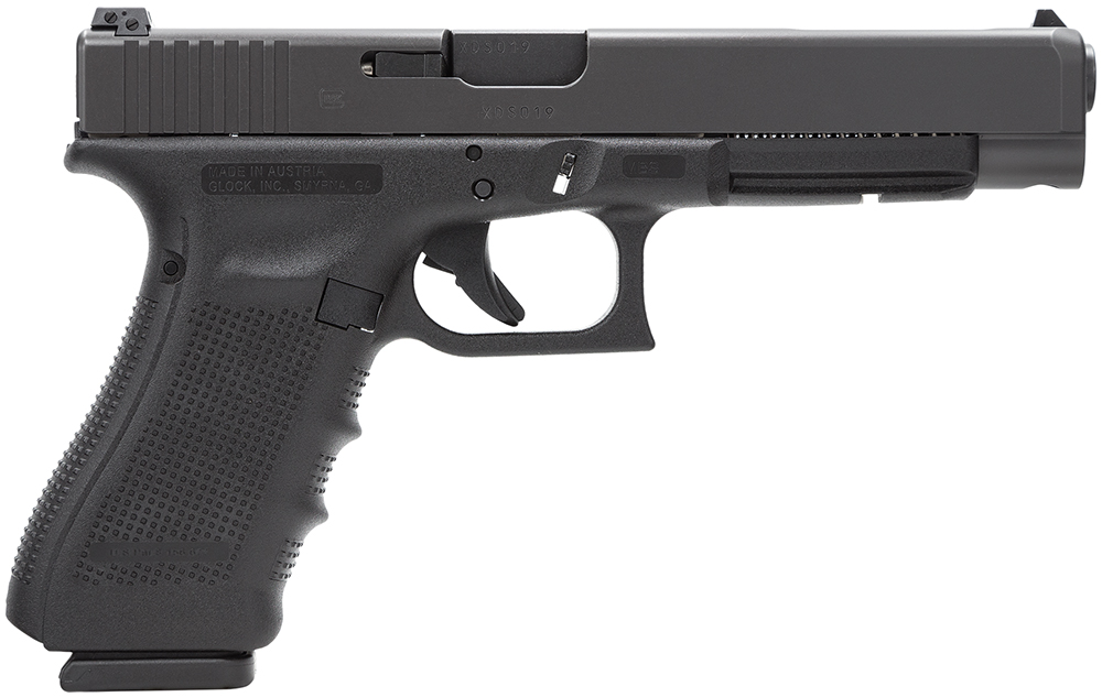 Glock PG3430101 G34 Gen 4 Double 9mm Luger 5.31