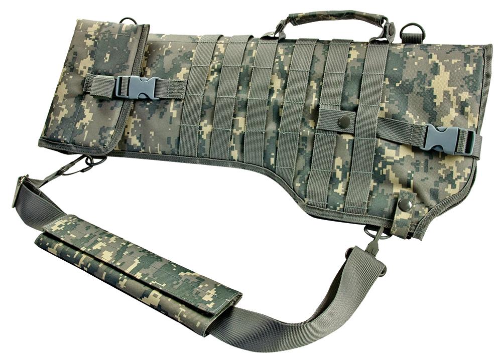 NCStar CVRSCB2919D Tactical Scabbard 600x300D PVC