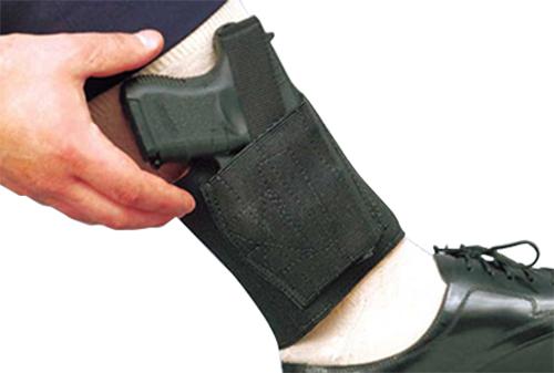 Desantis Gunhide 062BAI5Z0 Apache RH Ankle Diamondback DB380 Elastic Black