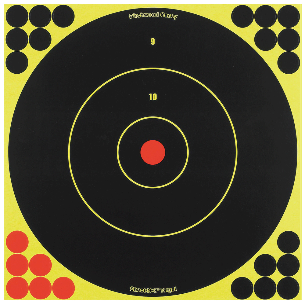 Birchwood Casey Shoot-N-C Round Target 5 Sheet Pack