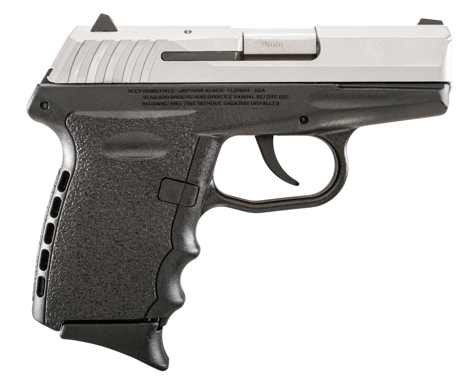 SCCY Industries CPX2TT CPX-2 Double 9mm 3.1