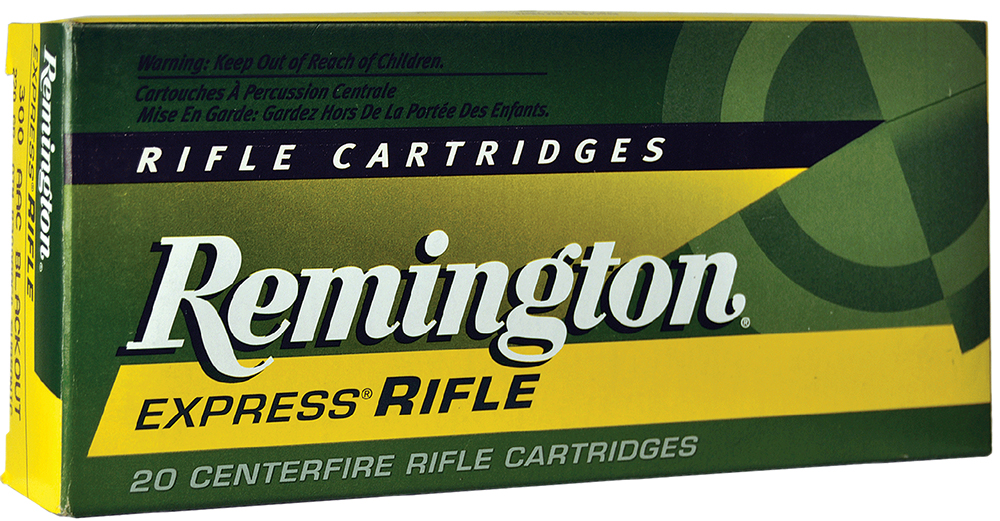 Remington Ammunition R300AAC8 Subsonic 300 AAC Blackout/Whisper (7.62X35mm) 220 GR OTM 20 Bx/ 10 Cs