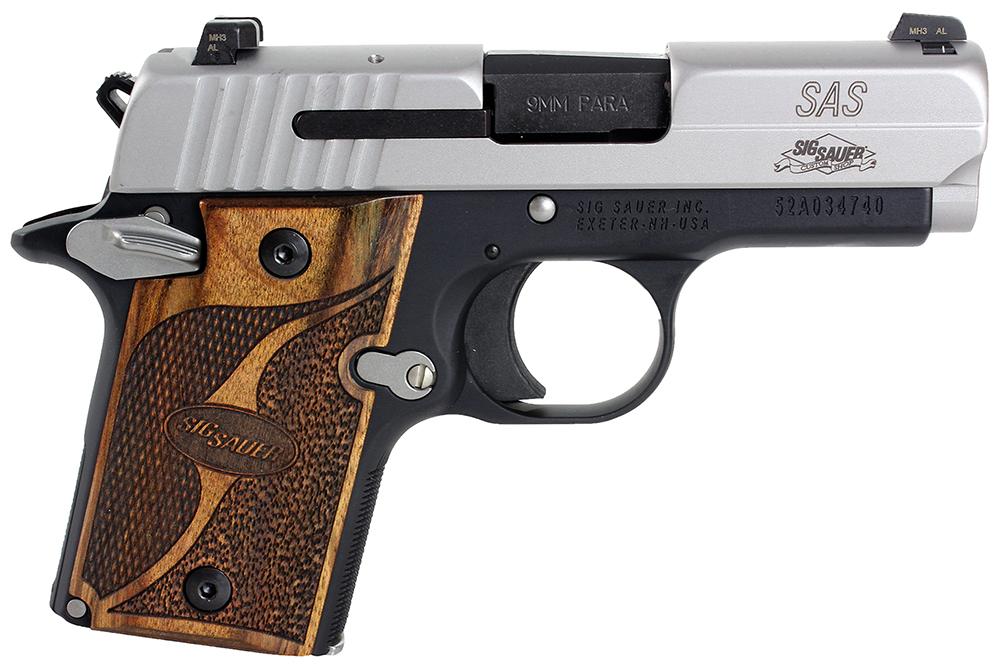 SIG P938SAS 9MM 7RD TT 3