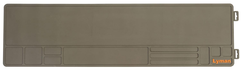 Lyman Essential Rifle Maintenance Mat-10in x 36in