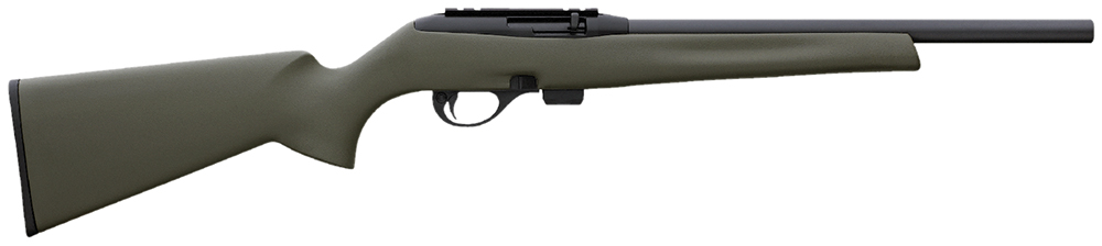Remington Firearms 80877 597 Heavy Barrel SA 22 LR 16.5