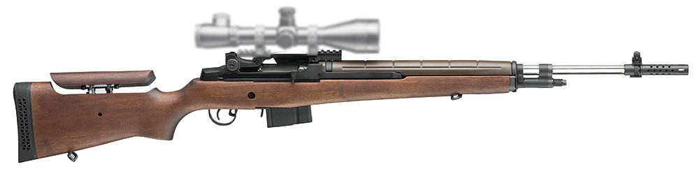 Springfield Armory SA9131CA M1A M21 Tactical *CA Compliant* Semi-Automatic 308 Winchester/7.62 NATO 22