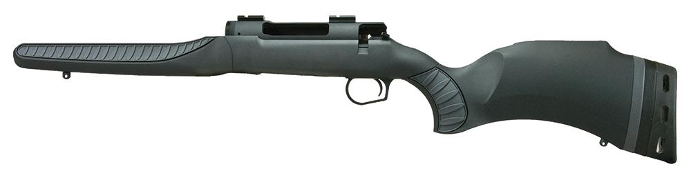 T/C Arms 08278201 Dimension LOC Receiver Dimension Rifle LH Multi-Caliber Black Stock