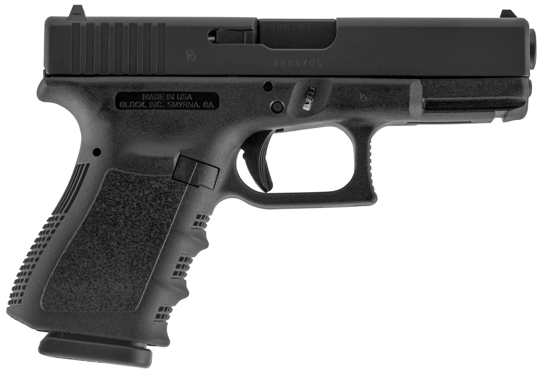 Glock UI2350203 G23 Compact 40 S&W 4.02