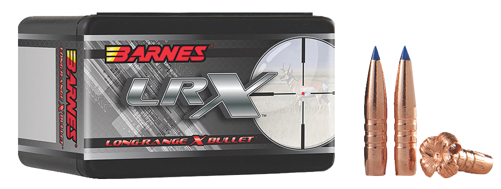 Barnes LRX Bullets  <br>  7mm 168 gr. 50 pk.