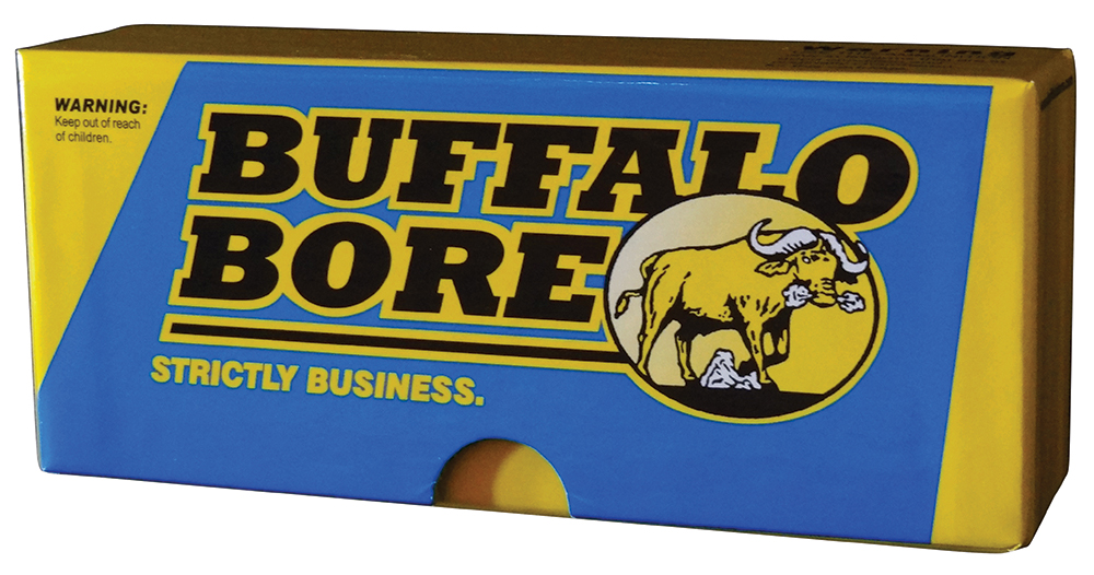 Buffalo Bore Ammo 8E/20 Rifle 45-70 Gov JHP 300 GR 20Box/12Case