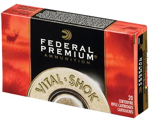 Federal P280TC2 Premium   280 Remington 140 GR Trophy Copper 20 Bx/ 10 Cs