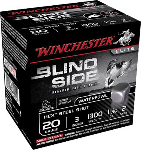 Winchester Ammo SBS2032 Blindside 20 Gauge 3