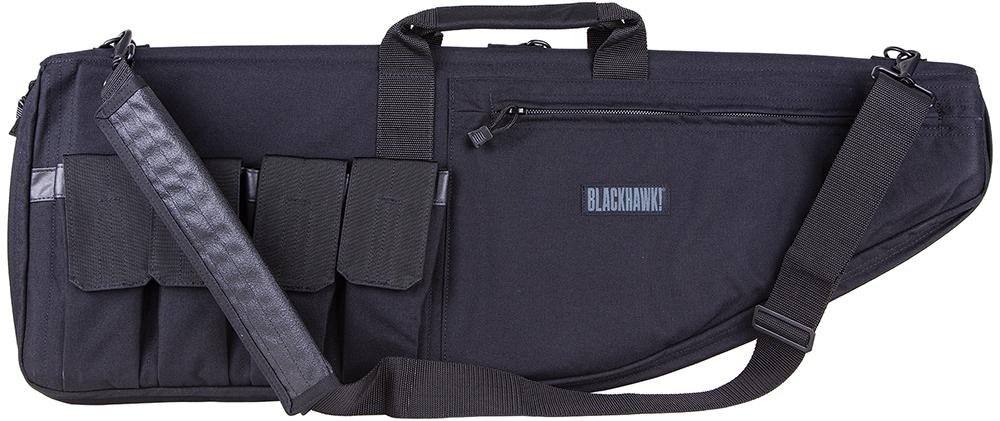 Blackhawk 64RC34BK Rifle Case 34
