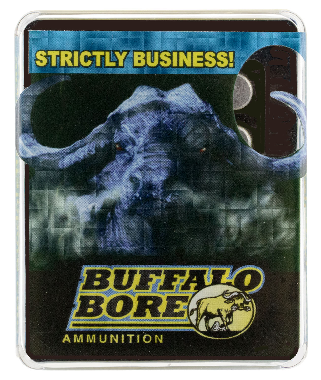 Buffalo Bore Ammunition 45/230 45ACP +P JHP 230GR 50Box/5Case