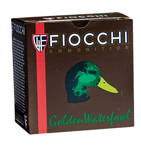 Fiocchi 123SGW4 Steel Waterfowl Shotshells 12 Ga 3
