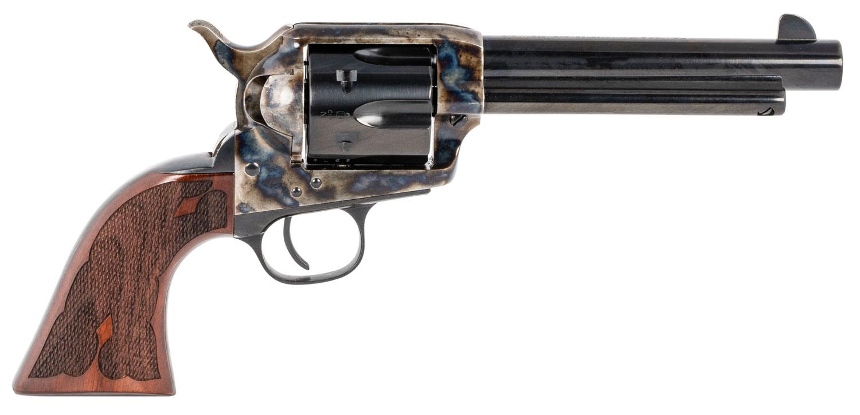 Taylors & Company 555130 1873 Gambler 45 Colt (LC) 6rd 5.50