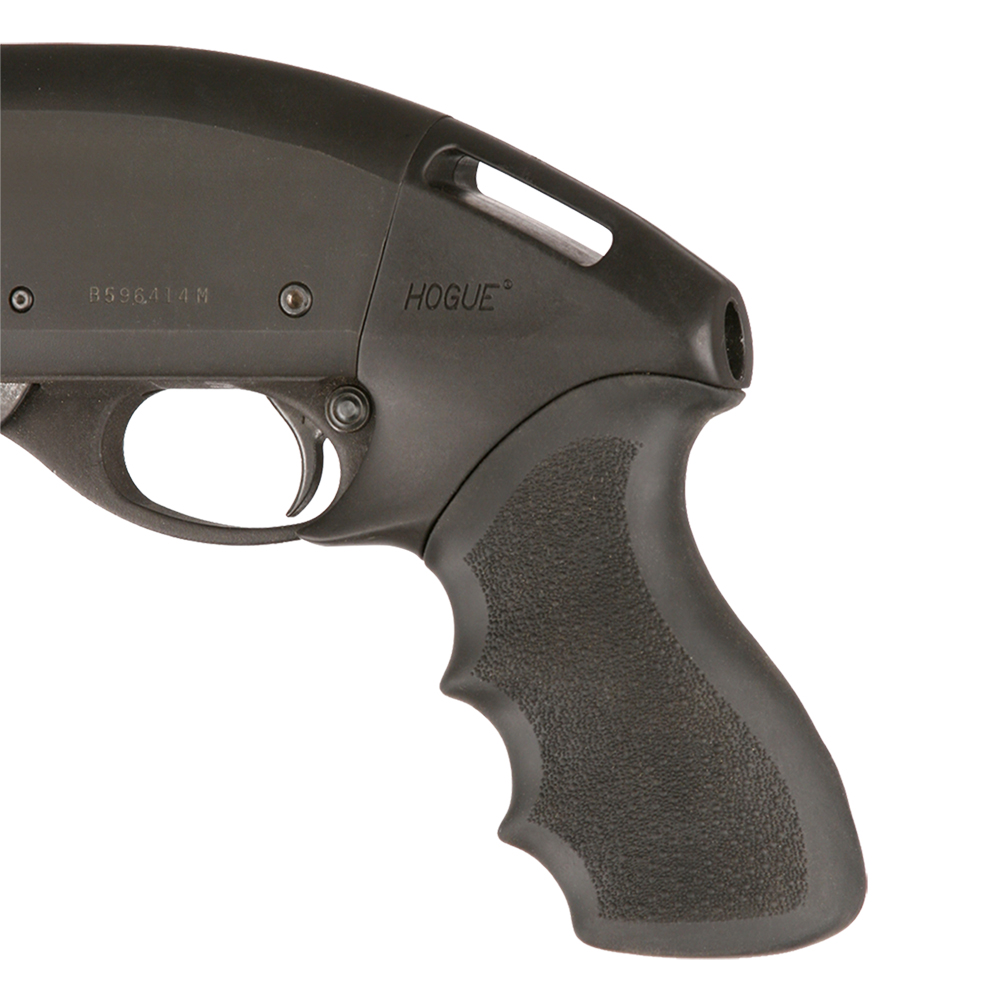 Hogue 08714 Tamer Shotgun Grip Remington 870 Rubber Black