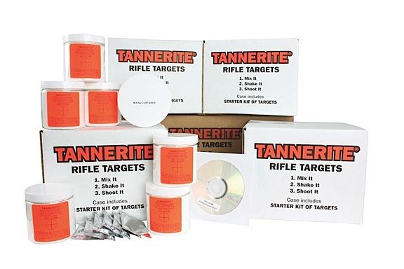 TANNERITE STRT KIT 6-1/2LB TRGTS
