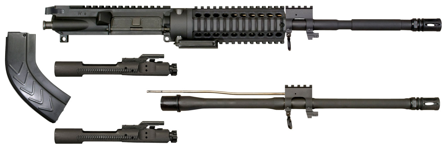 Windham Weaponry KITMCS2 Multi-Caliber Upper Kit 223 Remington/7.62x39mm 16