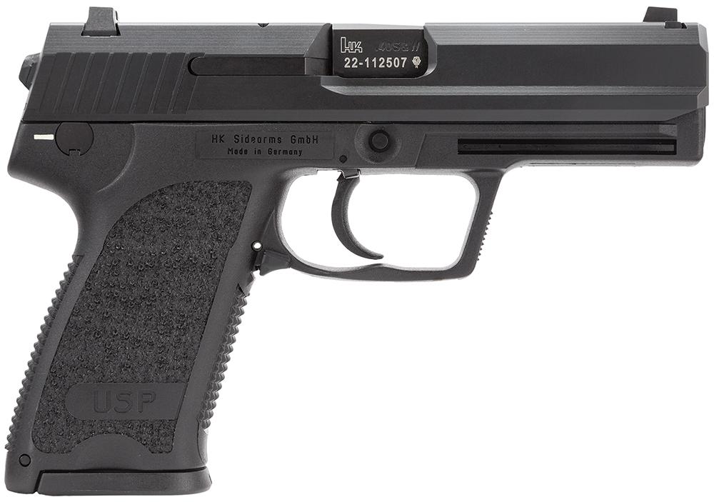 HK 81000320 USP V7 LEM 40 S&W 4.25