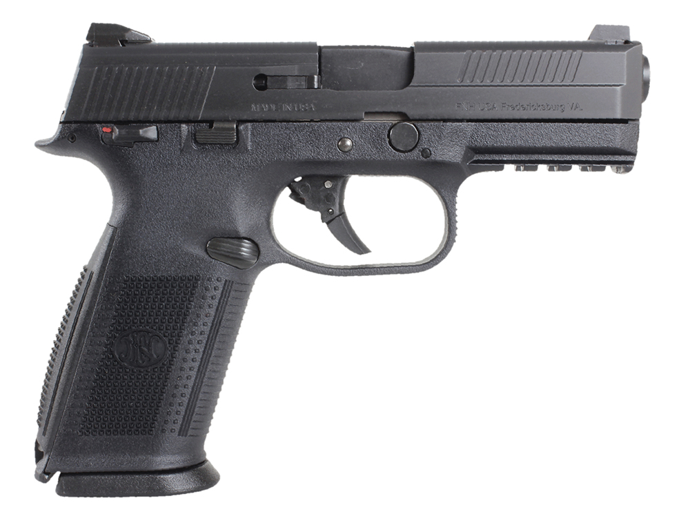 FN 66946 FNS 40 Double 40 Smith & Wesson (S&W) 4